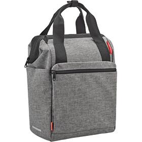 KlickFix Roomy GT Handlebar Bag twist silver